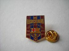 a10 BARCELONA FC club spilla football calcio soccer pin broche pata spagna spain