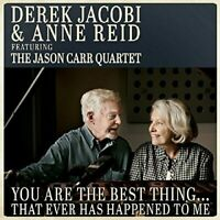 Derek Jacobi & Anne Reid : You Are the Best Thing (CD) Brand New Sealed