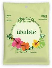 Ukulele Strings Martin M620 Flourocarbon .Suitable For Tenor Ukes Tuning A E C G