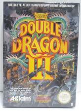 DOUBLE DRAGON 3 III - NINTENDO NES EUROPA PAL B VERSION BOXED