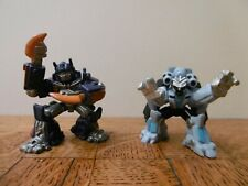 Transformers ROTF Robot Heroes Movies Series 2 Optimus Prime vs Blackout
