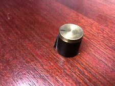 Original Fisher Knob for 500-TX, 800-T, R-200-B, TX-1000, Other Solid State