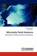 Microstrip Patch Antenna: Optimization Technique Using Genetic Algorithm: By ...