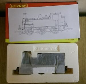 Hornby R2540 BR 0-6-0T Class J83 Locomotive 68480 Weathered Edition