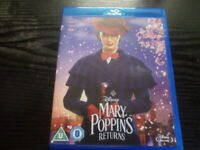 Mary Poppins Returns & Mary Poppins 50th Anniversary Edition