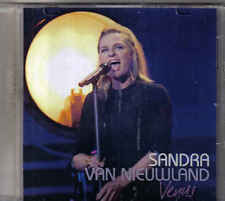 Sandra Van Nieuwland-Venus Promo cd single