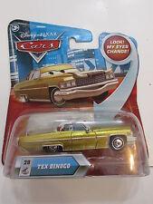 DISNEY PIXAR CARS LOOK MY EYES CHANGE - TEX DINOCO #29