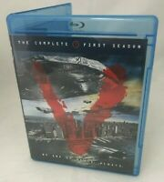 (LUP) V: The Complete First Season (Blu-ray Disc, 2010, 2-Disc Set)