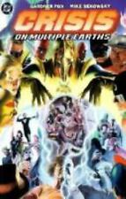 Crisis on Multiple Earths Vol. 1 by Sid Greene and Gardner Fox (2002, Paperback…