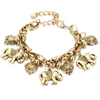 Elephant Heart Chain Anklet Ankle Bracelet Barefoot Sandal Beach Foot Jewelry