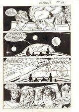 Voltron #1 p.10 - Lance, Princess Allura, Pidge, & Hunk - 1985 art by Dick Ayers