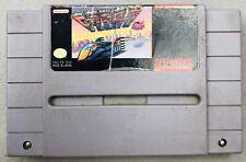 F-Zero Super Nintendo Entertainment System 1991 Vintage Game Cartridge Only SNES