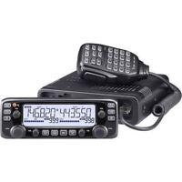 Icom IC-2730A Dual-Band 50W VHF/UHF Mobile HAM Radio with MARS/CAP Mod