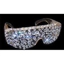 Rhinestone Sunglasses  - Jersey Shore Glasses - TV Show  Costume Accessory