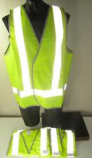 DNC 3802 Day/Night Cross Back Hi Vis Safety Vest 3XL