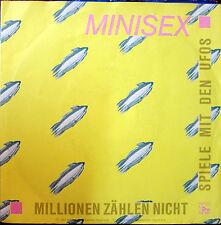 Single / MINISEX / AUSTRIA / RARITÄT / SCHALLTER /