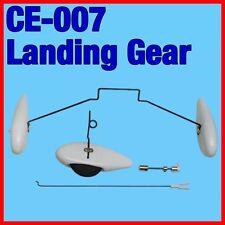 SKYARTEC 2.4GHz CESSNA 182 RC Airplane Parts Landing Gear Set CE-007 007 Plane