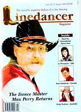 Linedancer Magazine Issue.27 - August 1998