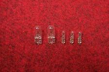 Lampen für Grundig HiFi Receiver 20 / HiFi Receiver 30
