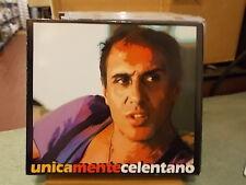 "ADRIANO CELENTANO "" UNICAMENTE "" BOX 3 CD 2006"