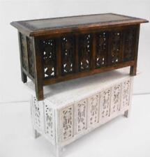 Muebles asiático, oriental marrón para zona de trabajo