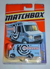 2011 MATCHBOX CITY ACTION EXPRESS DELIVERY DARTS 60/100 FREE SHIPPING !!