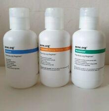 Acne.org The Regimen Mini Travel Treatment Kit 3.4oz (97ml) Cleanser Moisturizer