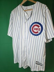 Chicago Cubs Majestic Jersey Size XXL  - Patch