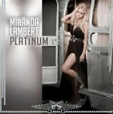 Platinum by Miranda Lambert (CD, Jun-2014, Sony Music)