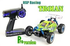 RC Car HSP 94185 pro Buggy Troian brushless 70kmh 4wd equipados 2.4ghz