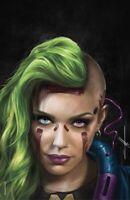 🚨🔥🦇 BATMAN #108 CARLA COHEN Exclusive Virgin Variant LTD 1000 Miracle Molly
