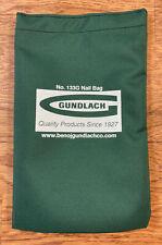 Gundlach 133G Green Nail Bag