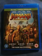Jumanji Welcome to the Jungle - BLU RAY