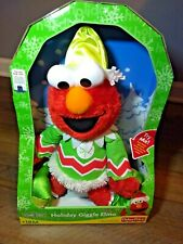 Fisher Price Holiday Giggle Elmo. Fisher-Price. Free Shipping