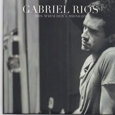 Gabriel Rios-Gold Promo cd single