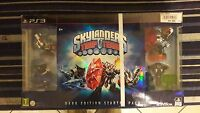 SKYLANDERS TRAP TEAM - DARK EDITION STARTER PACK  PS3  ITA  NUOVO SIGILLATO