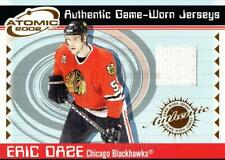 2001-02 Atomic Jersey #9 Eric Daze
