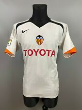 VALENCIA 2005/2006 HOME FOOTBALL SOCCER JERSEY SHIRT NIKE ADULT SIZE M
