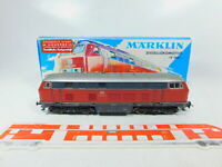 BZ79-1# Märklin H0/AC 3075 Diesellokomotive 216 025-7 DB, Kupplung fehlt, OVP