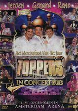 Toppers in Concert 2013  (René Froger, Gerard Joling, Jeroen Vanderboom) (2 DVD)