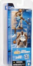 Carmelo Anthony Denver Nuggets Baron Davis New Orleans Hornets McFarlane Figures