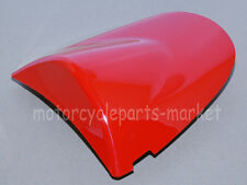 Red Rear Seat Cover Cowl for Kawasaki ZX6R 636 2003-2004 Z1000 Z750 2003-2006