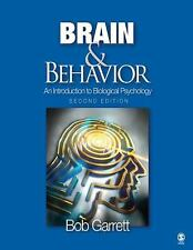 NEW! Brain and Behavior: An Introduction to Biological Psychology by Bob Garrett