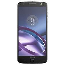 BNIB Motorola Moto Z 32GB XT1650-03 Black/Silver Factory Unlocked 4G/LTE Simfree