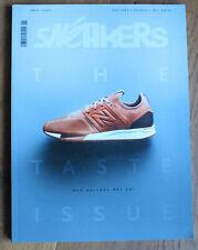 Sneakers Magazine Magazin Issue Ausgabe Nr. 33 - 1/2017 Januar 2017 (28-S900)
