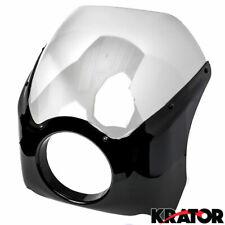 Headlight Fairing Screen Black For Yamaha Virago XV 250 500 535 700 750 920 1100