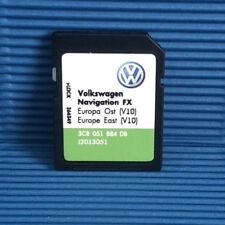 Stam 310 Amundsen dernière V10 2018 Navigation FX Nouvelle Carte SD Europe de l'est VW Skoda