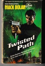 Executioner #121: Twisted Path - PB 1988 - Don Pendleton - Mack Bolan