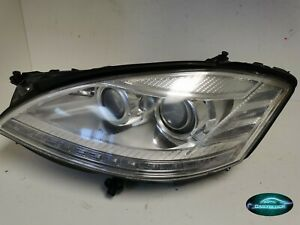 2011 MERCEDES BENZ S400 HEADLIGHT LEFT DRIVER   A2218200739