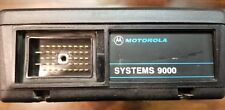 Motorola, HLN1185B, Radio Siren